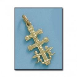 Cruz Caravaca Oro 1ª Ley