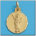 Medalla San pancracio Oro 1ª Ley