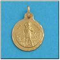 Medalla San Isidro Oro 1ª Ley