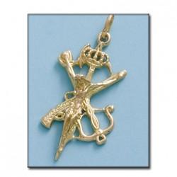 Cruz Legionario Oro 1ª Ley