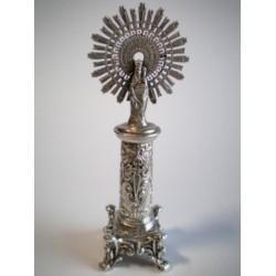 Virgen del Pilar Plata