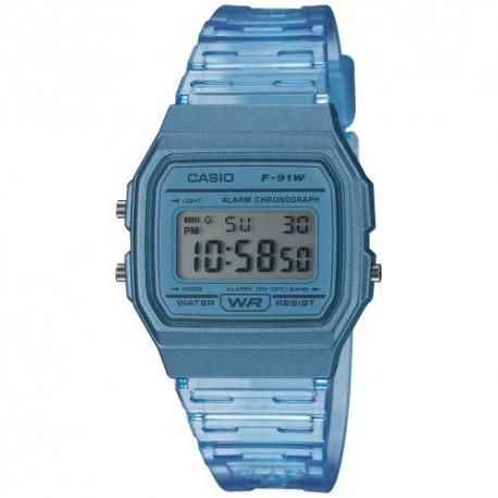Reloj Casio Digital Color Azul