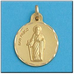 Medalla San Pablo Oro 1ª Ley