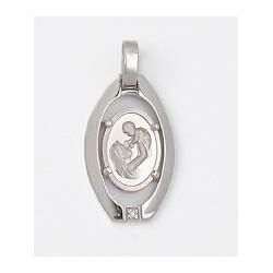 Medalla Madre Plata 1ª Ley