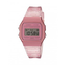 Reloj Casio Digital Color Rosa