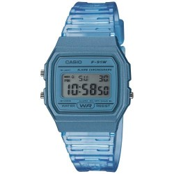 Reloj Casio Digital Color Azul